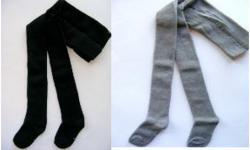 Detské froté pančucháčky Design Socks jednofarebné