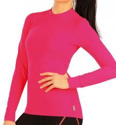 Detské funkčné termo tričko Litex 55160 ružové