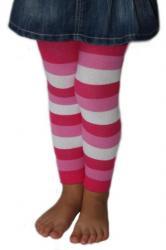 Detské legíny Design Socks - prúžok