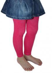 Detské legíny Design Socks - ružové