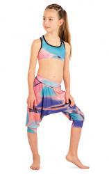 Detské nohavice 3/4 s nízkym sedom Litex 54251