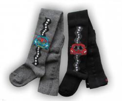 Detské pančucháčky Design Socks-autíčko