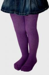 Detské pančuchy Design Socks - fialové