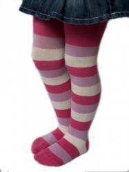 Detské pančuchy Design Socks Pruhy