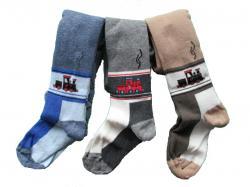 Detské pančuchy Design Socks Vláčik