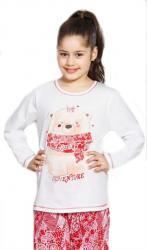 Detské pyžamo dlhé Vienetta Secret Adventure veľké