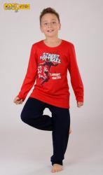 Detské pyžamo dlhé Vienetta Secret Futbal