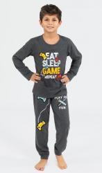 Detské pyžamo dlhé Vienetta Secret Game