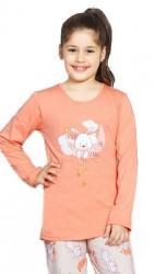 Detské pyžamo dlhé Vienetta Secret Králik malý