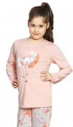 Detské pyžamo dlhé Vienetta Secret Králik veľký