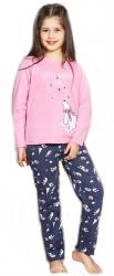 Detské pyžamo dlhé Vienetta Secret Ľadový medveď