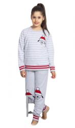 Detské pyžamo dlhé Vienetta Secret Lenka