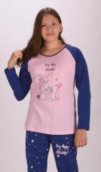 Detské pyžamo dlhé Vienetta Secret Malí králiky