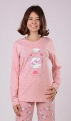 Detské pyžamo dlhé Vienetta Secret Ovce Adventure