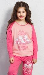 Detské pyžamo dlhé Vienetta Secret Vtáčatá