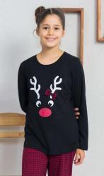 Detské pyžamo dlouhé Vienetta Secret Sob