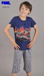 Detské pyžamo kapri Vienetta Secret Formule1