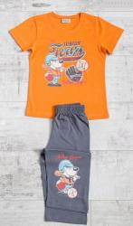 Detské pyžamo kapri Vienetta Secret Junior team