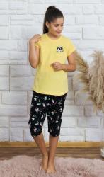 Detské pyžamo kapri Vienetta Secret Malý tučňák