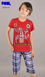 Detské pyžamo kapri Vienetta Secret Náradie