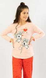 Dětské pyžamo Vienetta Secret Malé koaly