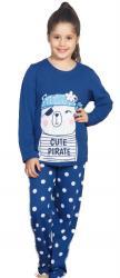 Detské pyžamo Vienetta Secret Méďa Pirát