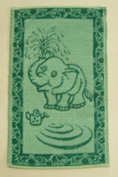Detský froté uterák - sloník - veľkosť 30x50 cm