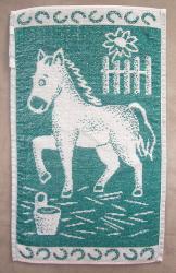 Detský uterák - Koník - veľkosť 30x50 cm