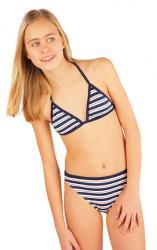Dievčenské plavkové nohavičky bokové Litex 52586