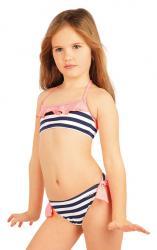 Dievčenské plavkové nohavičky bokové Litex 52590