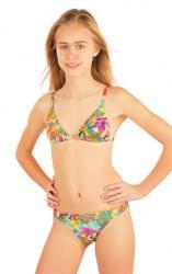 Dievčenské plavkové nohavičky bokové Litex 52598