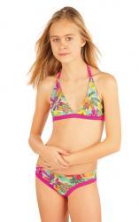 Dievčenské plavkové nohavičky bokové Litex 52600