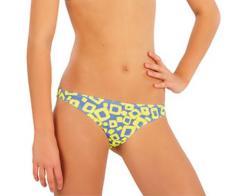 Dievčenské plavkové nohavičky bokové Litex 57546