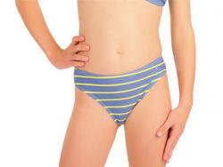 Dievčenské plavkové nohavičky stredne vysoké Litex 57541