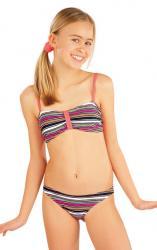 Dievčenské plavkový nohavičky bokové Litex 52610