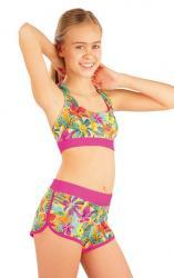 Dievčenské plavkový športový top Litex 52601