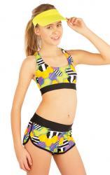 Dievčenské plavkový športový top Litex 52619