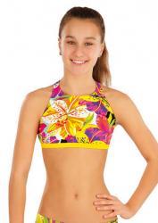 Dievčenské plavkový športový top Litex 57552