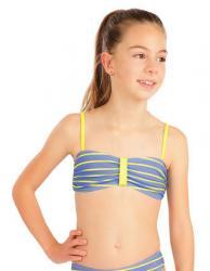 Dievčenské plavkový top Litex 57540