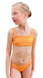 Dievčenské plavky Calvin Klein G80G800246