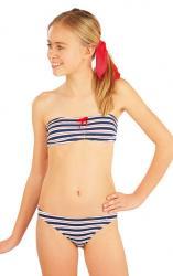 Dievčenské plavky nohavičky bokové Litex 52584