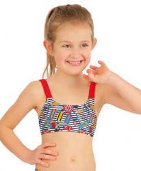 Dievčenské plavky top Litex 57530