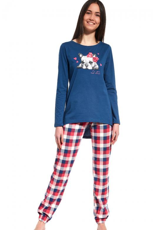 d2047c50d2a9 Dievčenské pyžamo Cornette 299 28 Your - Cornette (Detské pyžamá ...