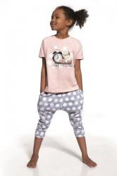 Dievčenské pyžamo Cornette 570/35 tme to sleep