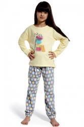 Dievčenské pyžamo Cornette 972/83 Time to rest