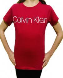 Dievčenské tričko Calvin Klein 800212 red