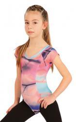 Dívčí gymnastický dres Litex 55438