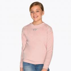 Dívčí mikina Mayoral 7403