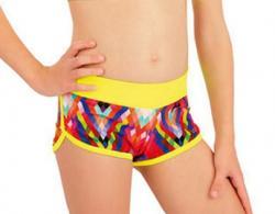 Dívčí plavky kraťasy Litex 63621