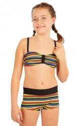 Dívčí plavky Litex 63602 + 63601